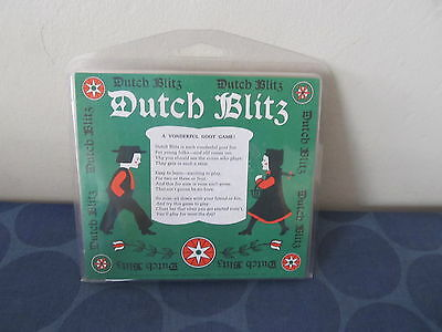 Dutch Blitz card game 1970s NEW?