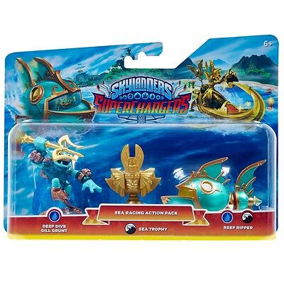 Skylanders SuperChargers Water Racing Pack. From the Official Argos Shop on ebay