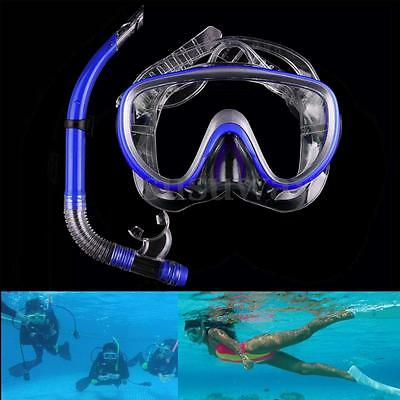Ultra Clear Osprey Adults Mask & Snorkel Set Snorkelling Swimming Scuba Diving
