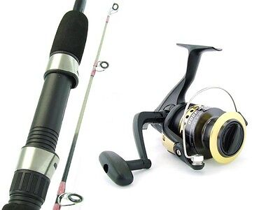 SARATOGA KSR 6'0 6kg Bream Trout Flathead Spinning Fishing Rod and Reel Combo