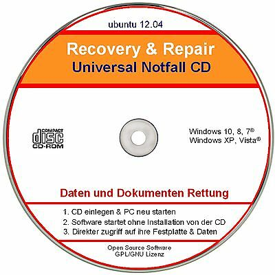 Recover & Repair For Windows, Password forget? Data Rescue NEW