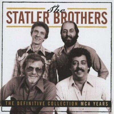 The Statler Brothers - Definitive Collection: MCA Years [New CD]