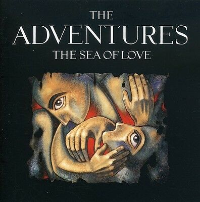 The Adventures - Sea of Love [New CD]
