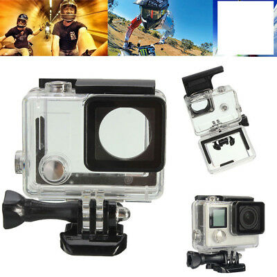 Waterproof Diving Underwater Protective Housing Cover Case for GoPro Hero 3 3+ 4