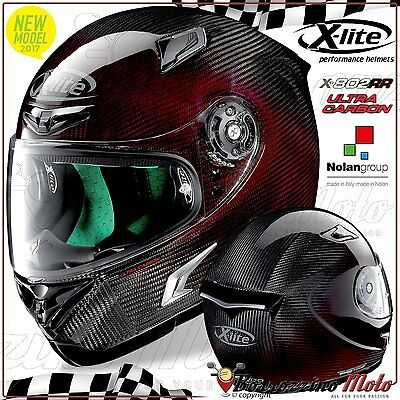 casco moto integrale nolan x 802rr ultra carbon puro sport taglia m eur 201 00 picclick it. Black Bedroom Furniture Sets. Home Design Ideas
