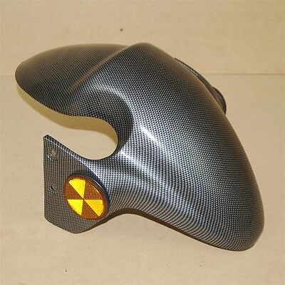 Used Front Fender / Mudguard For a VMoto Monza 50cc Scooter