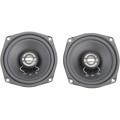 Hogtunes Generation 3 Rear 5-1/4 in. Replacement 2 OHM Speakers - 352R-AA