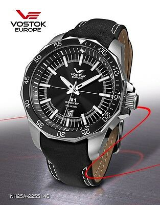 Vostok Europe Rocket N1 Automatic NH35A-2255146 NEW