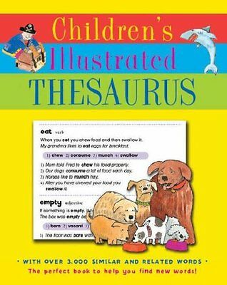 Children's Illustrated Thesaurus,  | Hardcover Book | Acceptable | 9781405486330