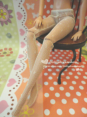 Doll Accessory ~ Barbie Beige color Pantyhose Tights 1PCS #S-189