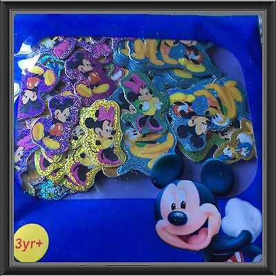 100 Pcs Mickey Mouse Scrapbooking Stickers