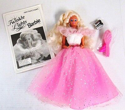 Twinkle Lights Barbie Doll