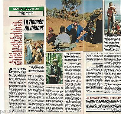Coupure De Presse Clipping 1975 Sylvie Fennec 3 Pages