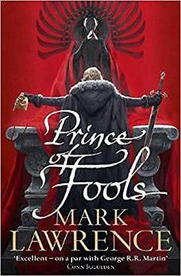 Prince of Fools (Red Queen's War, Book 1), Lawrence, Mark | Paperback Book | 978