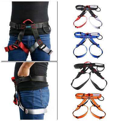 Harness Seat Belts Outdoor Sitting Safety Belts Rock Climbing Rappelling Tool
