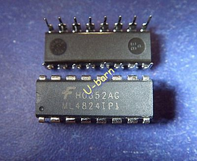 FAIRCHILD ML4824IP1 DIP-16 Power Factor Correction and PWM