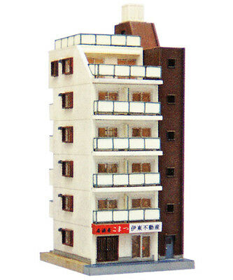 Tomytec (Building 062) Apartment B 1/150 N scale