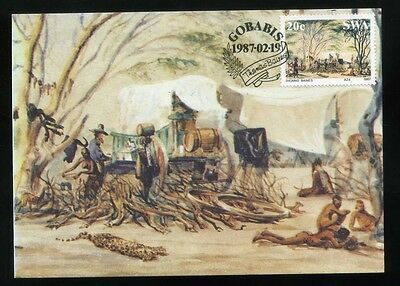 1987 South West Africa Maximum Cards Anglo Boer War Events