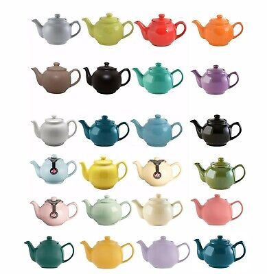 Price & Kensington 2 Cup 450ml Stoneware Traditional Tea Serving Teapot Pot