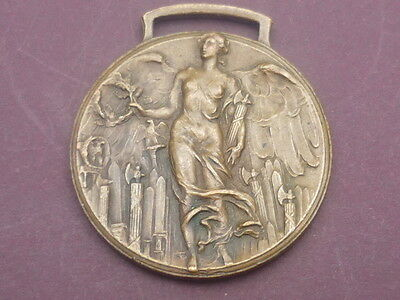 1922 Italian Mussolini March On Rome Medal
