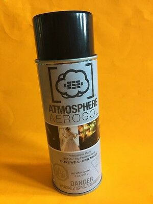 ATMOSPHERE Aerosol Artificial HAZE for Photographers / Filmmakers 8oz Can NEW