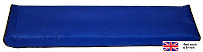 Deluxe Digital Piano Dust Cover Bright Blue For Casio CDP130 PX160