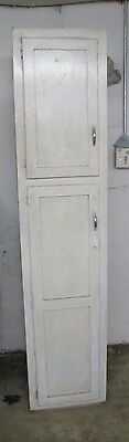 Vintage Chimney/Pantry Cupboard Cabinet Closet 2 Door 82.5 Tall