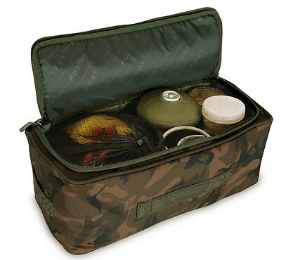 FOX NEW Carp Fishing Camo Lite Standard Storage Bag Camolite - CLU284