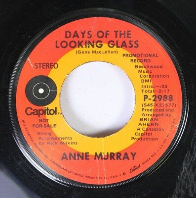 ANNE MURRAY SINGS For The Seasame Street Generation Record
