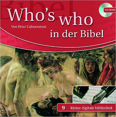 who´s who in der Biblia Peter Calvocoressi CD kdb Nr. 8