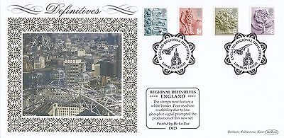 (93219) GB England FDC D423 68p E 1st 2nd Definitives London 14 October 2003