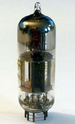Power-Triode 12B4A Tubes Inc. U.S.A. [8561]