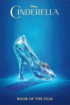 NEW Disney Cinderella Book of the Film By Elizabeth Rudnick Paperback