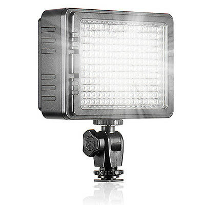 Neewer Multi-Functional LED Video Light 180 Degrees Elevation for Sony Canon