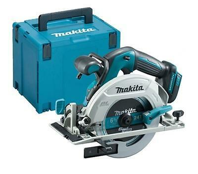 Makita Dhs680Zj 18 Volt Cordless Lithium Brushless Circular Saw (Bare) In Case