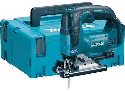 Makita Djv182Zj 18 Volt Cordless Brushless Lithium Ion Jigsaw (Bare) In Case
