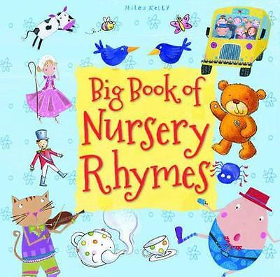 Big Book of Nursery Rhymes,  | Hardcover Book | 9781782096351 | NEW