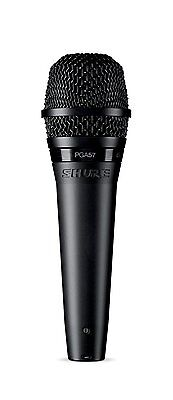 Shure PGA57-LC Cardioid Dynamic instrument Microphone with No Cable