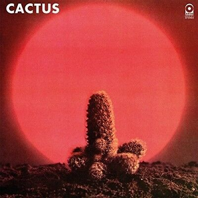 Cactus - Cactus [New Vinyl LP] Holland - Import