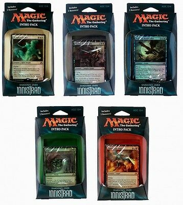 Shadows over Innistrad Intro Pack - englisch - MtG Deck Magic the Gathering