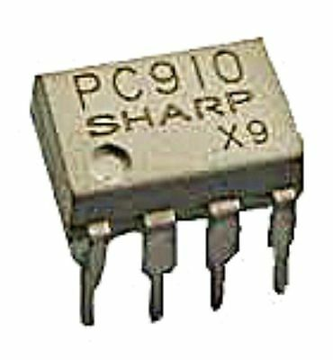Sharp PC910 DIP Ultra-high Speed Response OPIC Photocoupler