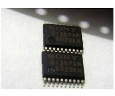 SONY CXD1267AN TSSOP Vertical Clock Driver For CCD Image