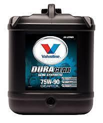 Outboard & Sterndrive Gear Oil High Perf 75W-90 Semi Synth Gl5 20 Lt Valvoline