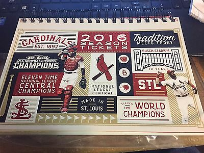 2016 St. Louis Cardinals Season Ticket Stub Pick Your Game Part 2 Dropbox