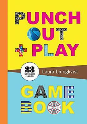 Punch Out & Play Game Book by Laura Ljungkvist | Paperback Book | 9781452142982