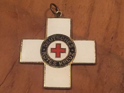 WWI German Red Cross Medal Deutsches  Rotes Kreuz
