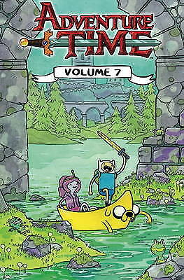 Adventure Time: Volume 7, Braden Lamb, Shelli Paroline, Ryan North, New
