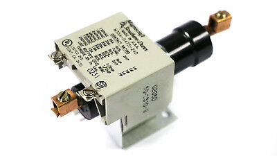 M35A-047S-24D MSD Magnecraft 24VDC 35A 1P Mercury Displacement Power Relay
