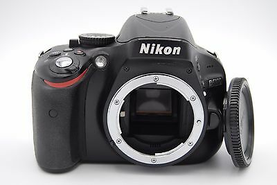 Nikon D5100 16.2Mp 3'' Screen Digital Dslr Camera - Body Only With Accessories