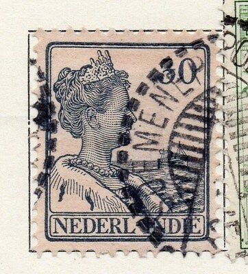 Dutch Indies 1913 Early Issue Fine Used 30c. 099224
